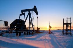 Нефть сырая товарная легкую среднию