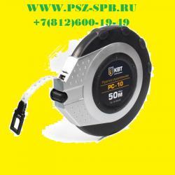 Рулетка строительная РС-10-50х15 КВТ