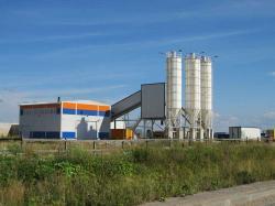 Продажа бизнеса Бетонный завод с землей СПб