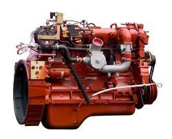 Двигатель газовый Yuchai YC6G260N-50 на автобусы НЕФАЗ