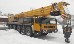 Продам автокран Либхерр Liebherr LTM 1120, 120 тн