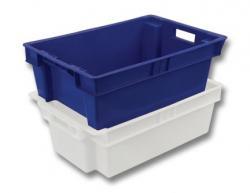 Ящик пластиковый, мясной Арт. 206.