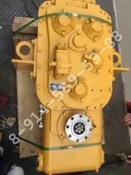 КПП в сборе TR1-200 на погрузчик SEM 655, 952, ZL50F