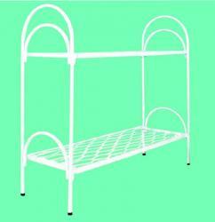 Кровати с пружинами и металлическими сетками