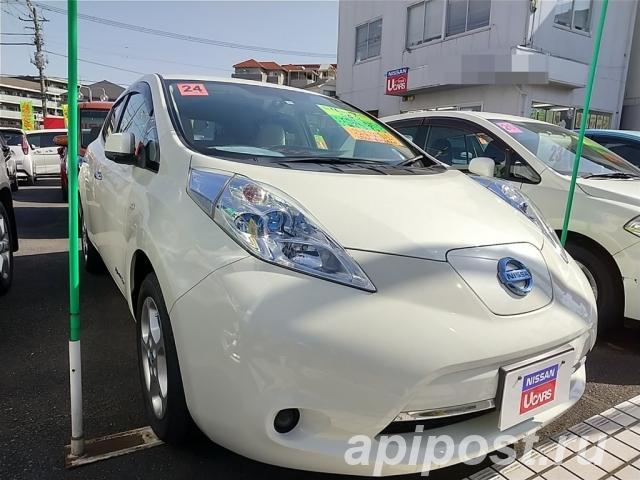 Продам Nissan Leaf, 2012 - МОСКВА