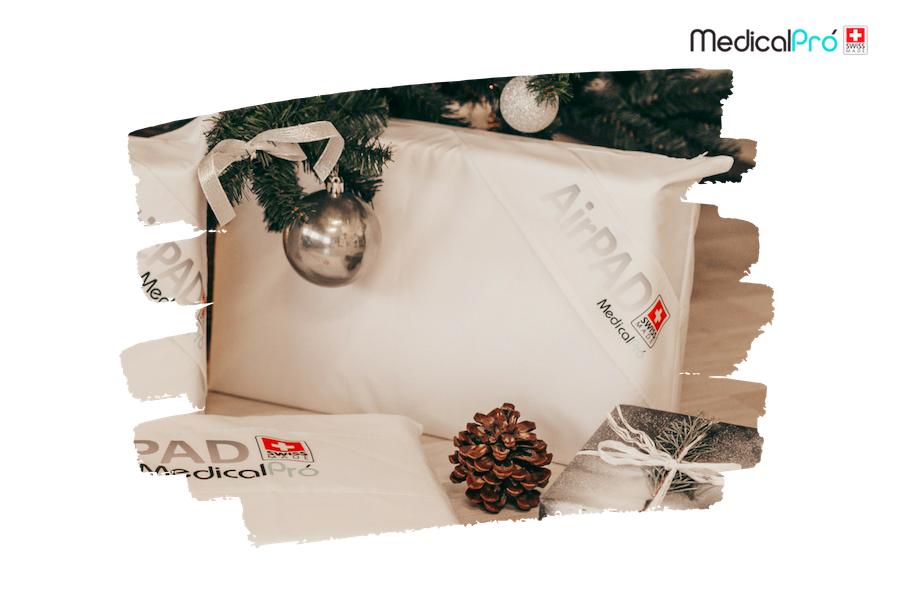 Ортопедическая подушка для сна, AirPad 3.0, Швейцария - МОСКВА