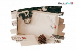 Ортопедическая подушка для сна, AirPad 3.0, Швейцария