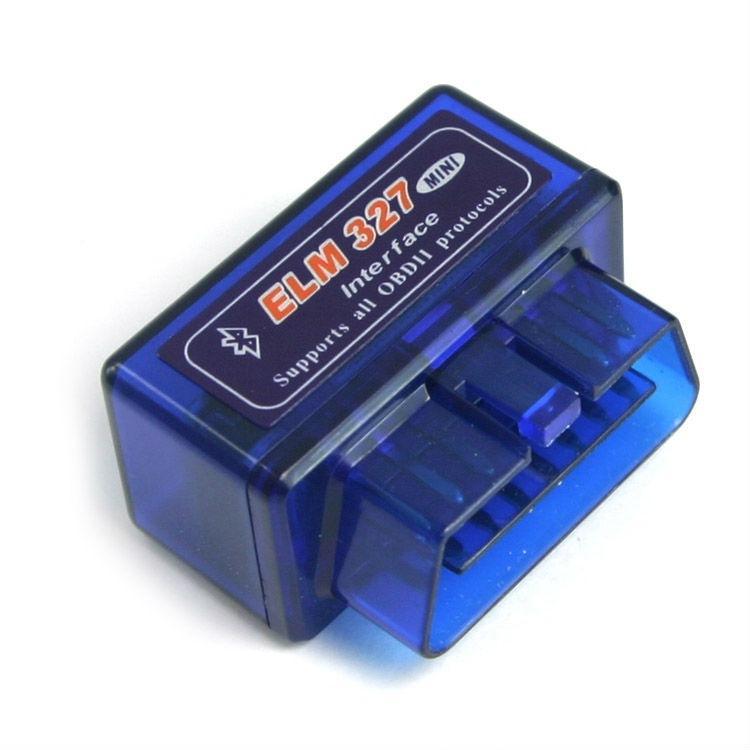 Диагностический сканер ELM327 Bluetooth v2.1 - ТЮМЕНЬ
