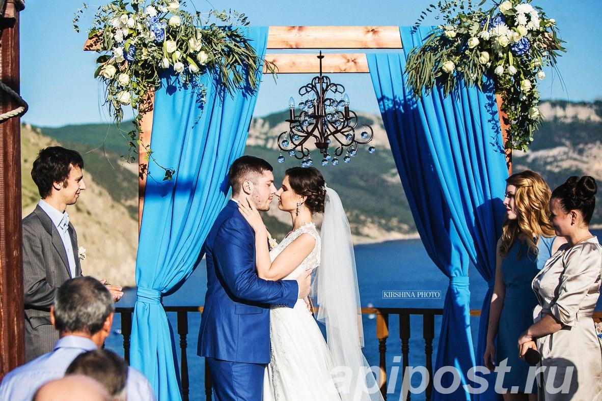 Декор ресторана на свадьбу в Севастополе, и в Крыму - СЕВАСТОПОЛЬ