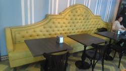 Мебель на заказ для ресторанов и кафе по индивидуальному . ...