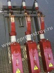 Продаю масляный выключатель ВМГ-133 630А, ВМГ-133-II