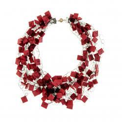 Ожерелье женское из неопрена