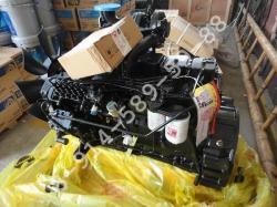 Двигатель Cummins 6BTA5.9-C170 Евро-2 для грейдера XCMG ...