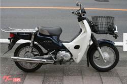 Мотоцикл дорожный Honda Super Cub PRO рама AA04 скутерета ...