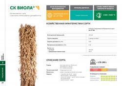 Семена сои сорт СК ВИОЛА селекции Компании Соевый комплекс