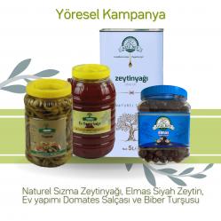 Оливковое масло, консервированные оливки и маслины из Турции