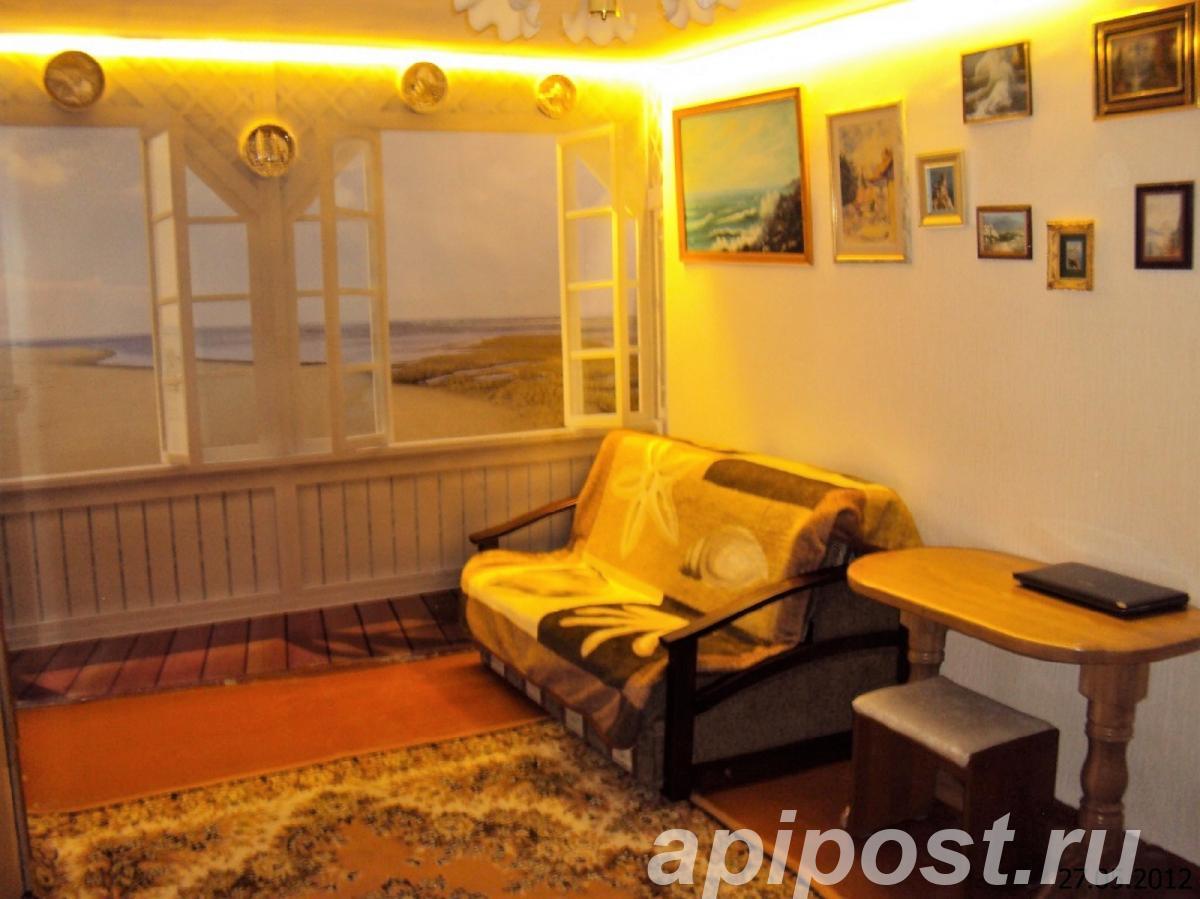 Сдам 1-комнатную квартиру 25 м², посуточно - Ялта