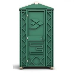 Туалетная кабинка Эконом