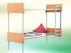 Кровати металлические оптом реализуем