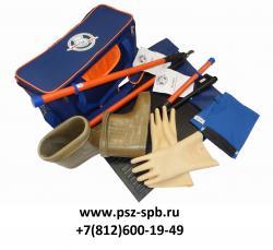 Диэлектрический комплект для резки электропроводов КРЭП
