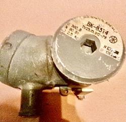 Выключатель конечный взрывозащищенный ВК-ВЗТ4