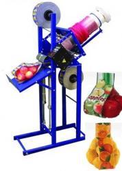 Оборудование для фасовки овощей и фруктов в сетку