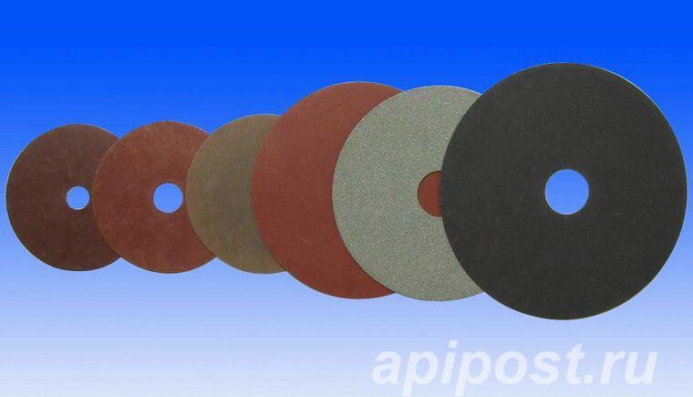 Линия по производству дисков шлифовальных - МОСКВА