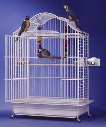 Клетки для попугаев - производство Австрия, Чехия