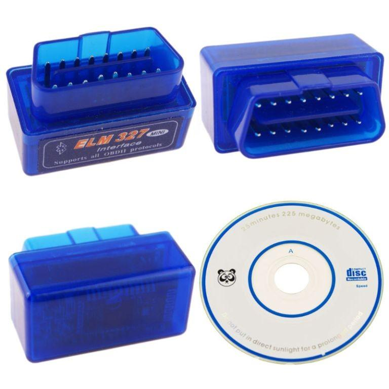 Сканер Elm327 Bluetooth v1.5 чип PIC18F25K80 - ТЮМЕНЬ