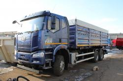Самосвал зерновоз FAW CA3250 J6P 6х4 Euro V