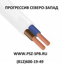 Провод ПВС круглый в Санкт-Петербурге
