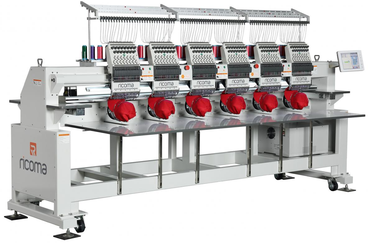 Промышленная Вышивальная машина Ricoma CHT 1206 - УЛАН-УДЭ
