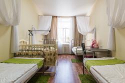 Сдам комнату, 17 м², в 4-комнатной квартире, посуточно