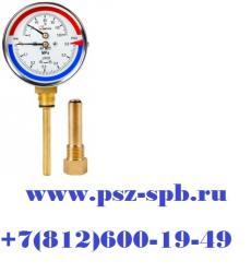 Термоманометры МПТ d. 80
