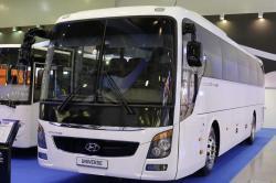 Туристический автобус Hyundai Universe Space Luxury, Evro V
