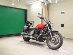 Мотоцикл круизер Yamaha Dragstar 1100 рама VP13J мотосумки ...