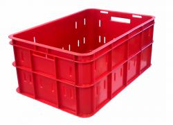 Ящик пластиковый, колбасный Арт. 202.