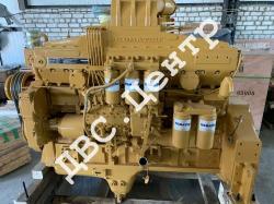 Двигатель Komatsu SA6D140E-2 для бульдозера D155A...