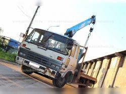 Манипулятор Nissan Diesel Tadano 3,5 т, 11 м