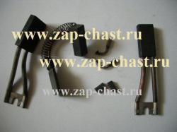 Двойные щетки с пружиной для двигателей 2-4МТА, 13МВН