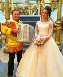 Русский выкуп Вашей невесты в Москве.