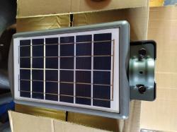 Прожектор на Солнечных панелях для дома и дачи